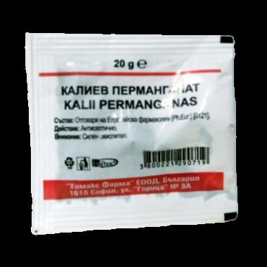CHEMAX КАЛИЕВ ПЕРМАНГАНАТ 20Г