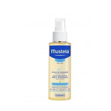 Mustela Bebe Олио-спрей масажно 100мл