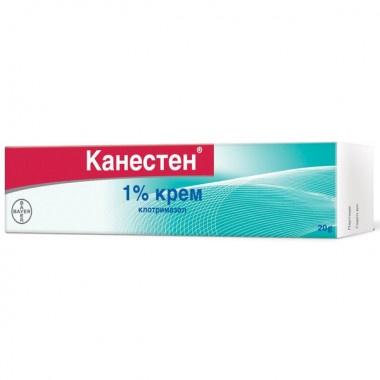 КАНЕСТЕН КРЕМ 1% Х 20ГР