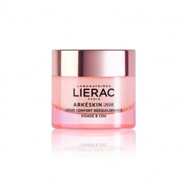 Lierac Arkeskin балансиращ крем за лице и шия за жени в менопауза 50мл.