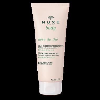 Nuxe Reve de the ревитализиращ душ-гел за тяло 200мл.