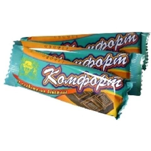 Комфорт Шоколад (обикновен), със слабително действие, 30