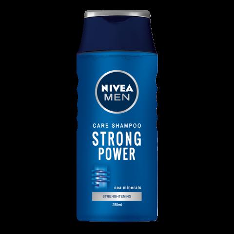 Nivea Men Anti-Dandruff Strong Power Шампоан против пърхот 250мл