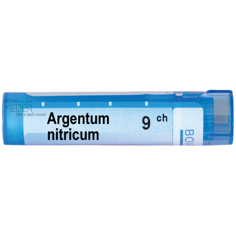 Аргентум Нитрикум (Argentum Nitricum) 9СН, Boiron