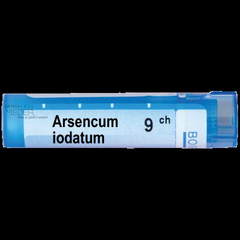 Арсеникум Йодатум (Arsencum Iodatum) 9CH, Boiron