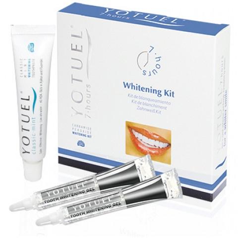 Снимка на Yotuel Whitening Kit 7 часа, избелваща система за домашна употрба за 60.99лв. от Аптека Медея