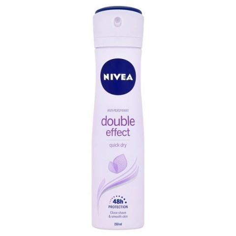 Nivea Double Effect Дезодорант спрей 150мл