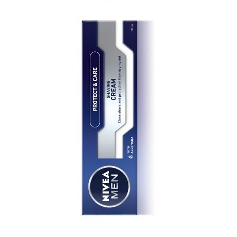 Nivea Men Protect & Care Крем за бръснене 100мл