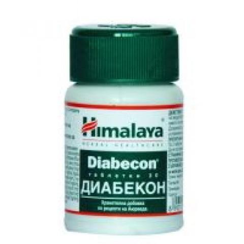 Снимка на Диабекон, 30 таблетки, Himalaya за 3.09лв. от Аптека Медея