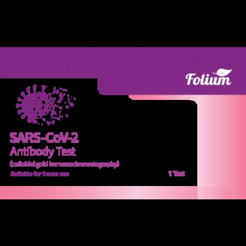 Тест Бърз антитела за COVID-19 х 1бр., Folium
