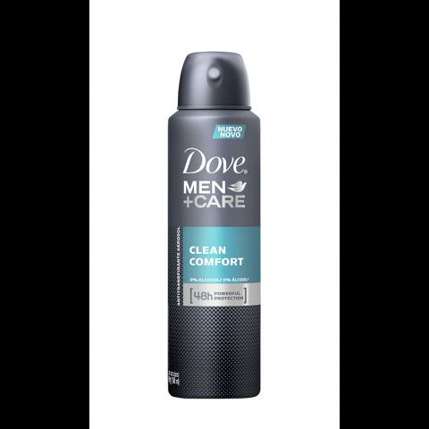 Dove Deo Men Clean Comfort Дезодорант спрей 150 мл
