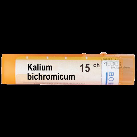 Калиум Бихромикум (Kalium Bichromicum) 15СН, Boiron