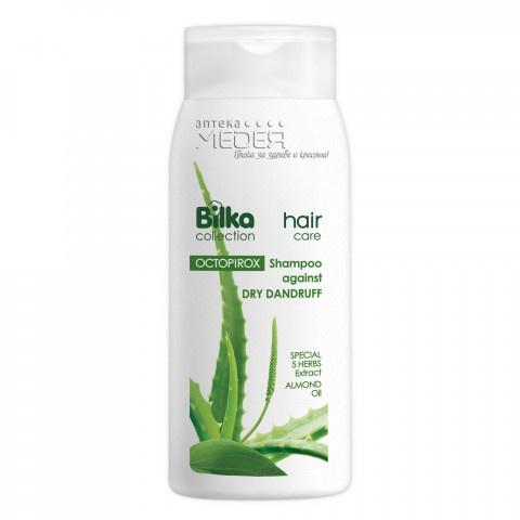 Снимка на Bilka Hair Care Шампоан за коса против сух пърхот 200 мл за 3.51лв. от Аптека Медея