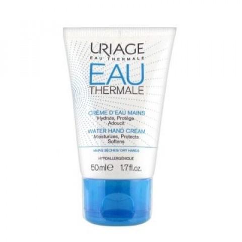 Снимка на Uriage EAU Thermale Крем за ръце за сухата и увредена кожа 50мл за 11.49лв. от Аптека Медея