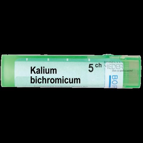 Калиум Бихромикум (Kalium Bichromicum) 5СН, Boiron