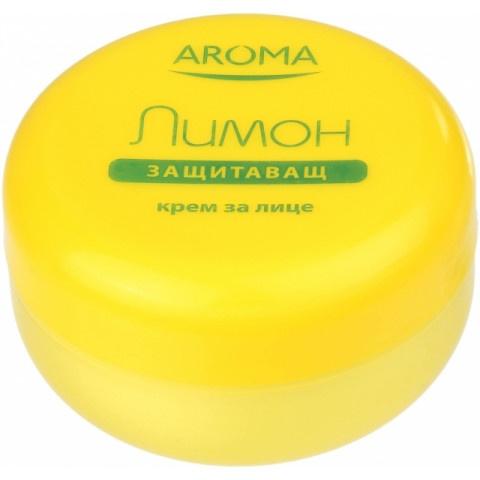 Снимка на Aroma Защитен крем лимон 75мл за 2.79лв. от Аптека Медея