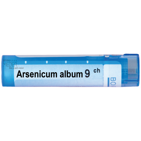 Арсеникум Албум (Arsenicum Album) 9СН, Boiron