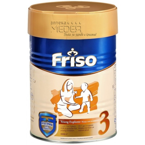FRISO 3 400Г НАД 1ГОД