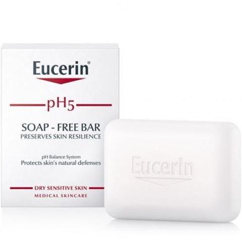 Снимка на Eucerin PH5 Сапун за чувствителна кожа 100г за 5.99лв. от Аптека Медея