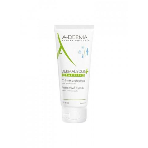 A-Derma Dermalibour+ Barrier защитен крем при раздразнена кожа 100 мл.