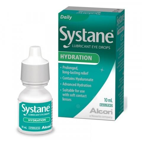 Снимка на Systane (Систейн) Хидратейшън Хидратиращи капки за очи, 10мл за 25.49лв. от Аптека Медея