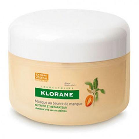 Klorane Маска с масло от манго 150мл