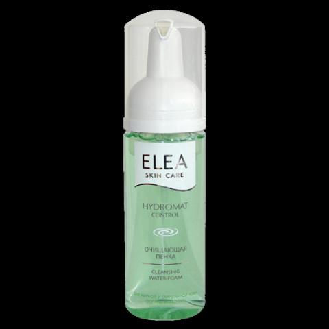 Elea Почистваща вода-пяна мазна кожа 165 мл