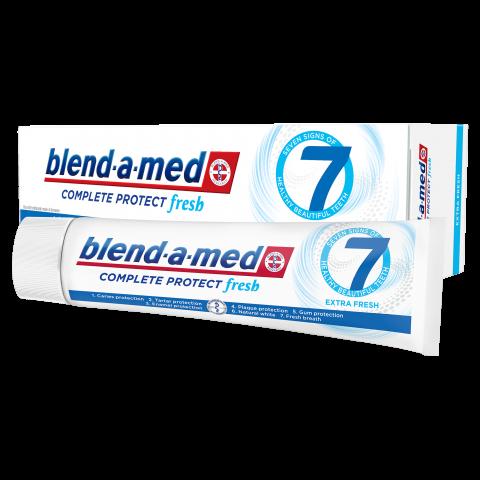 БЛЕНДАМЕД | BLENDAMED ПАСТА ЗА ЗЪБИ COMPLTFRESH WHITE 100МЛ