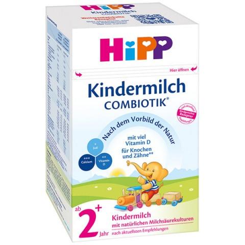Hipp Combiotic 2+ Мляко за малки деца след 2 година 600гр