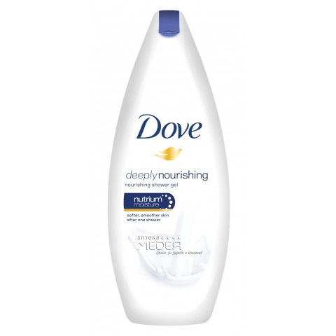 Dove Deeply Nourishing Душ гел за тяло 250 мл