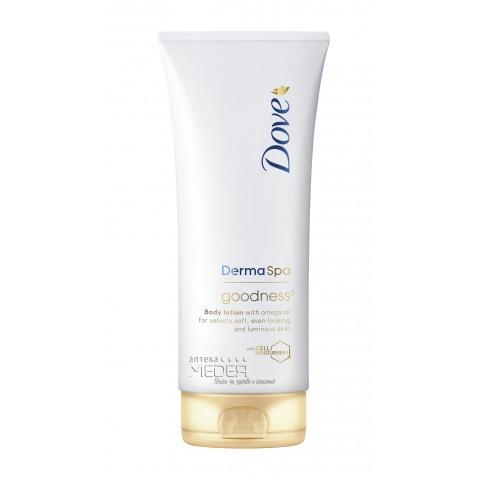 Dove Derma Spa Goodness Body Лосион за тяло за суха кожа 200 мл
