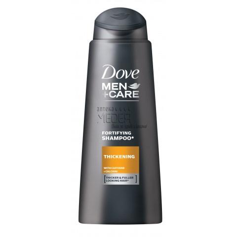 Dove Men Thickening White Caffeine Подсилващ шампоан за тънка коса 250 мл