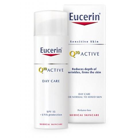 Eucerin Q10 Крем-Флуид дневен SPF15 50мл