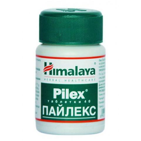 Пайлекс при разширени вени, хемороиди, 40 таблетки, Himalaya