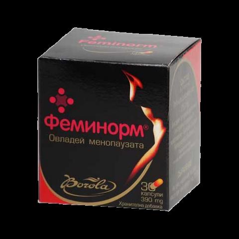 ФЕМИНОРМ Х 30 БОРОЛА | BOROLA