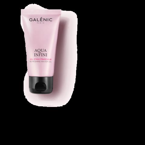 Galenic Masques De Beaute Охлаждаща почистваща маска 50мл + Aqua Infini Освежаващ аква гел 50мл