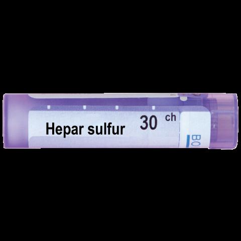 ХЕПАР СУЛФУРИС КАЛКАРЕУМ | HEPAR SULFUR 30СН