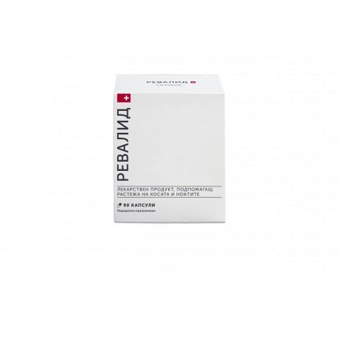 Снимка на РЕВАЛИД | REVALID Х 90 ЕВОФАРМА за 29.29лв. от Аптека Медея