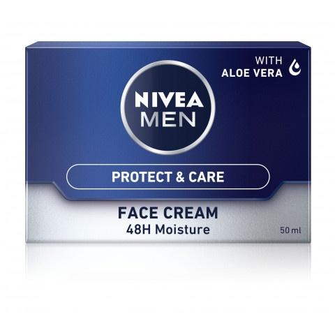 Nivea Men Sensitive Крем хидратиращ 50мл