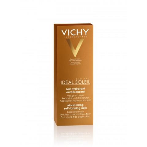 Vichy Ideal Soleil Автобронзант за лице и тяло 100мл