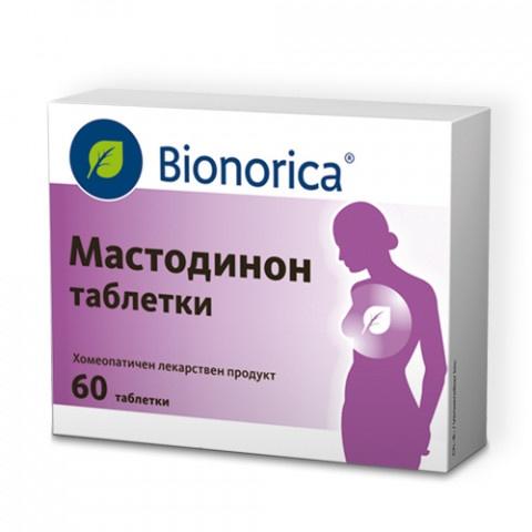 Снимка на МАСТОДИНОН ТБ Х 60 БИОНОРИКА | BIONORICA  за 12.29лв. от Аптека Медея