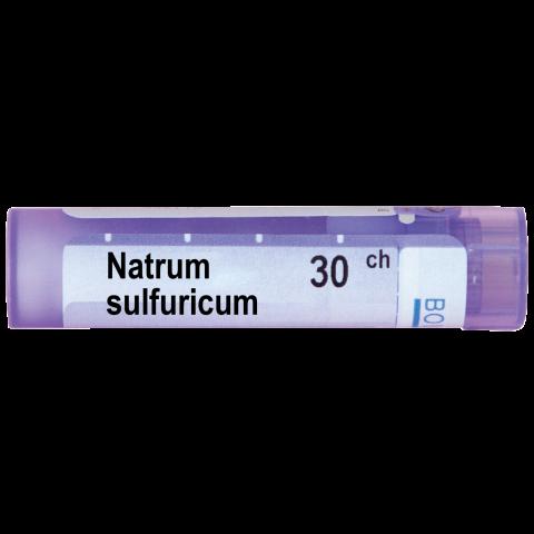 НАТРУМ СУЛФУРИКУМ | NATRUM SULFURICUM 30СН