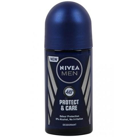 Nivea Men Protect & Care Дезодорант рол-он 50мл