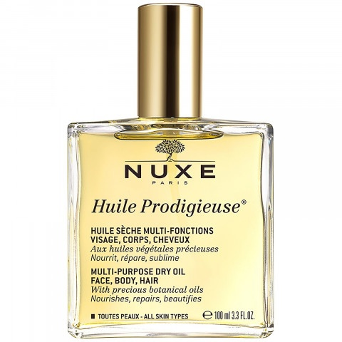 Nuxe Huile Prodigieux Масло мултифункционално за лице, тяло и коса 100мл