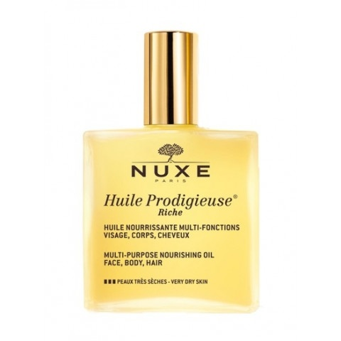 Nuxe Huile Prodigieuse Масло сухо, мултифункционално, богато за лице, тяло и коса 100мл