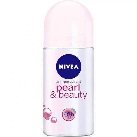 Nivea Pearl & Beauty Дезодорант рол-он 50мл
