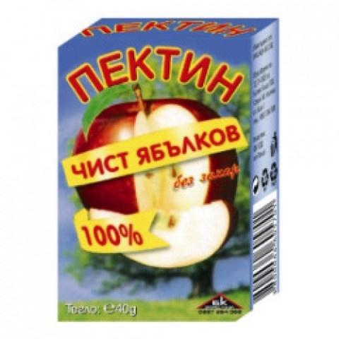 Пектин Чист ябълков, без захар, 40гр., Бизнес къща