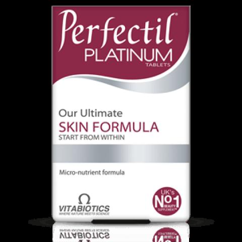 Снимка на Perfectil (Перфектил) Платинум, 60 таблетки, Vitabiotics за 57.79лв. от Аптека Медея