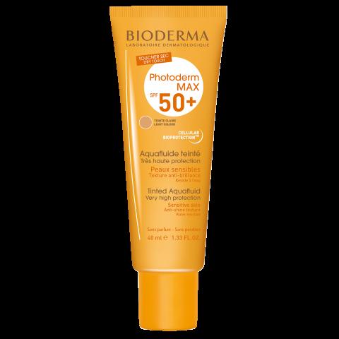 Bioderma Photoderm Max SPF50+ слънцезащитен оцветен крем за лице 40 мл