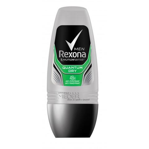 Rexona Men Quantum dry Дезодорант рол-он 50мл